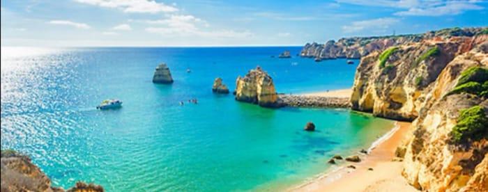 Best Price Algarve, Portugal 3 Night 4* Hotel Stay with Breakfast & Flights