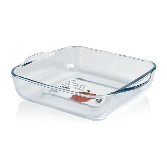 Wilko 22cm Square Roaster with Handles