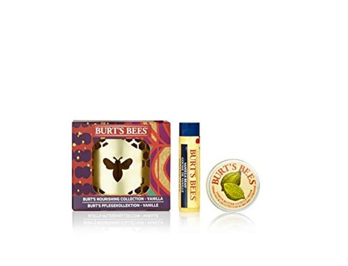 Burt's Bees 100% Natural Origin Nourishing 2 Moisturising Piece Gift Set