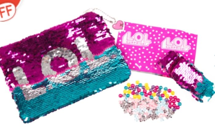 L.O.L. Surprise! Create Your Own Jewellery and Purse