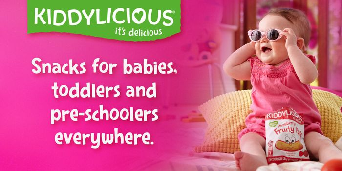 Free Rubber Duck, Stickers and More When You Join Kiddylicious Kiddy Club