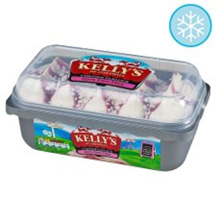 Kelly's Ice Cream Tubs - Half Price