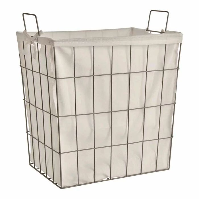 Wilko Wire Laundry Basket - Save £9!