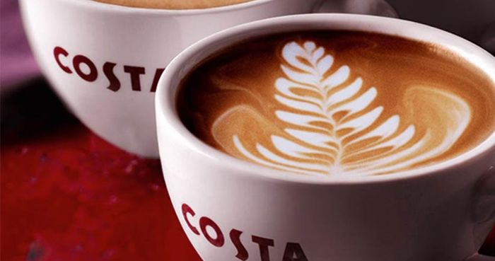 Get a Free Coffee from Costa Coffee