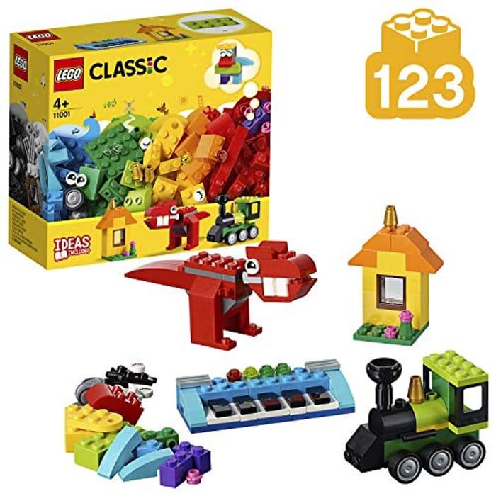LEGO CLASSIC - Classic Bricks and Ideas Set (11001)