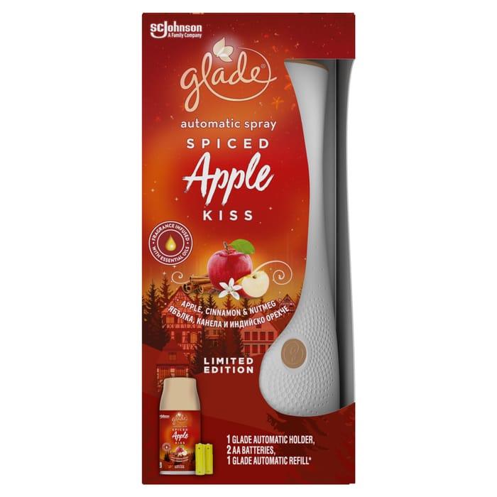 Glade Air Freshener Glade Automatic Spray Spiced Apple