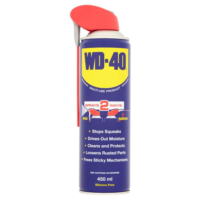 1/2 Price Wd 40 Smart Straw 450Ml