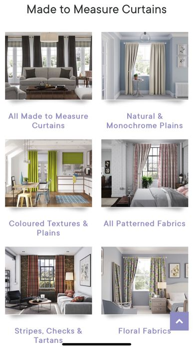 Free Curtain Fabric Samples!