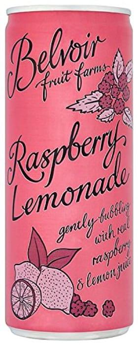 Belvoir Raspberry Lemonade Presse 250 Ml (Pack of 12)