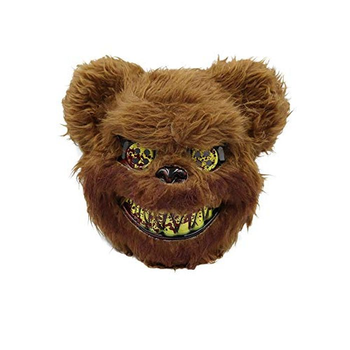 Halloween Mask - Scary Bear, Wolf or Bloody Bunny Rabbit Masks