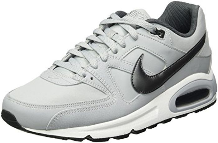 Helecho Preceder Corredor  Nike Men's Air Max Command Leather Multisport Shoes (Sizes 7 - 9.5), £47 at  Amazon | LatestDeals.co.uk