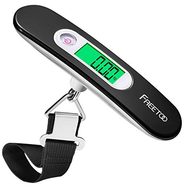 Lightning Deal Portable Digital Luggage Scale