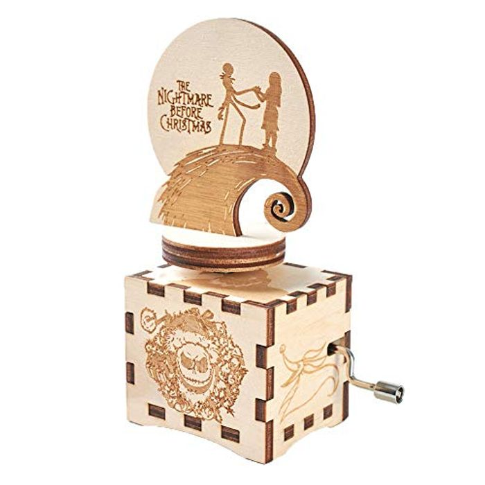 Cheap The Nightmare before Christmas Music Box, Only £14.99