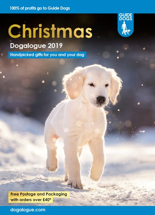 10% off Gifts with Voucher Code at Dogalogue Gift from Guide Dogs