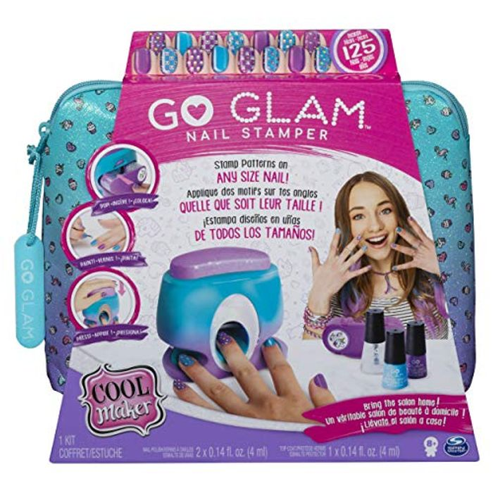 Best Ever Price! GO GLAM Nail Stamper
