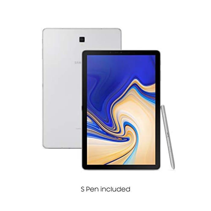 """SAVE £79 - Samsung Galaxy Tab S4 (10.5"""") Grey"""