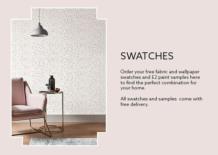 Superb Free Fabric Swatches from Next