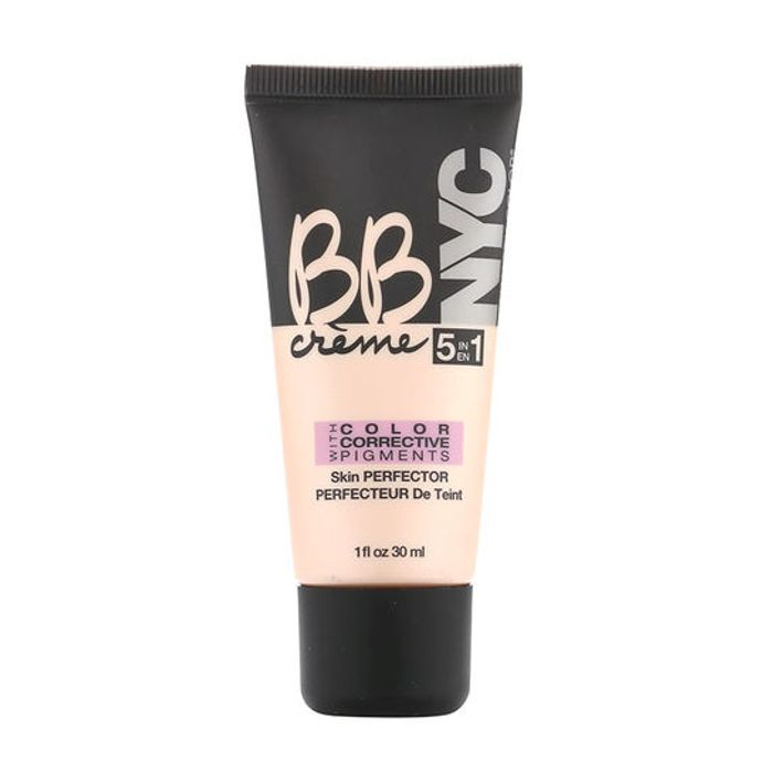 NYC BB Cream 5in1 Skin Perfector 30ml - 62% Off