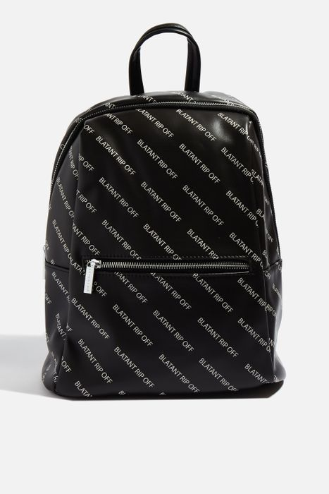Blatant Rip Off Backpack By Skinnydip with £17 discount - Great buy!