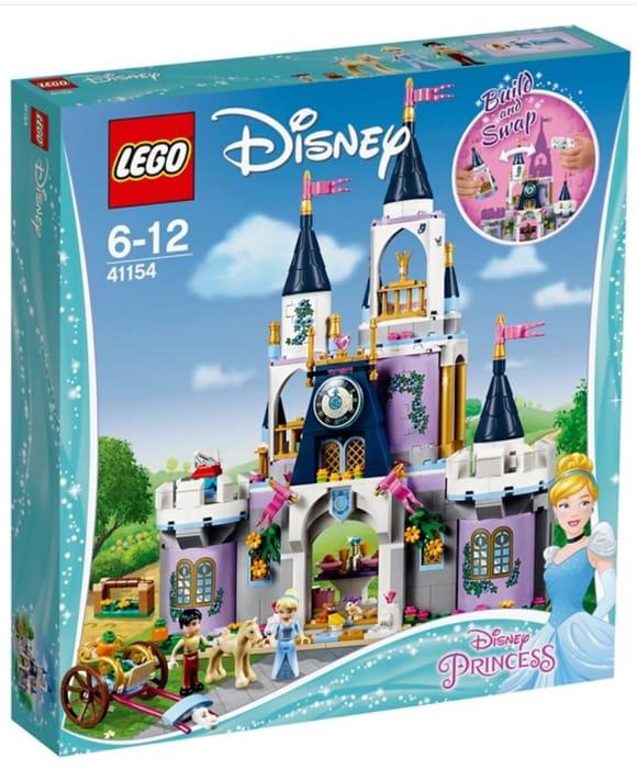 LEGO - 'Disney Princess Cinderella's Dream Castle' Set - 41154