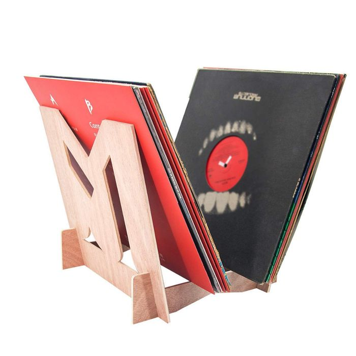 Deal Stack - Record Storage Holder - 50% off + Extra 5%