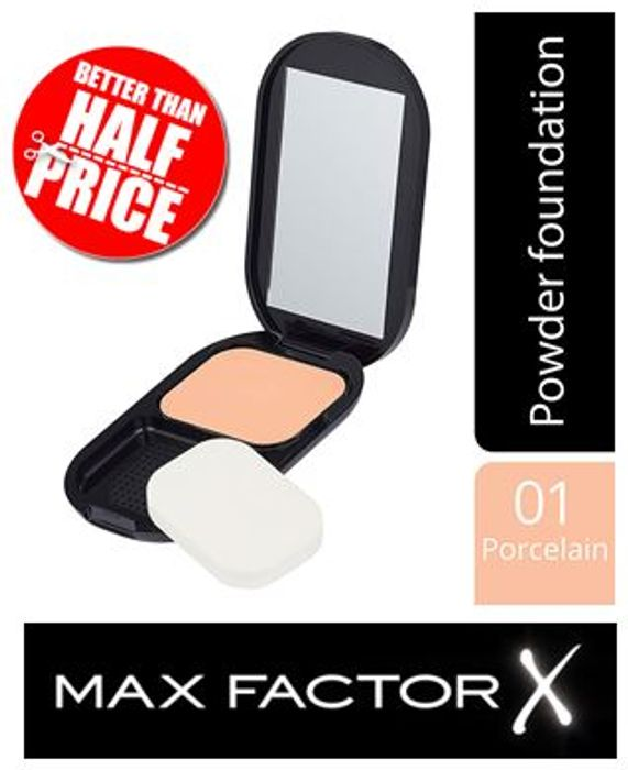 HALF PRICE OR LESS! Max Factor Facefinity Compact Foundation