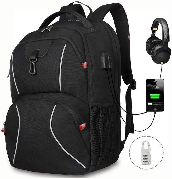 Deal Stack - Laptop Backpack - 10% off + Lightning Deal