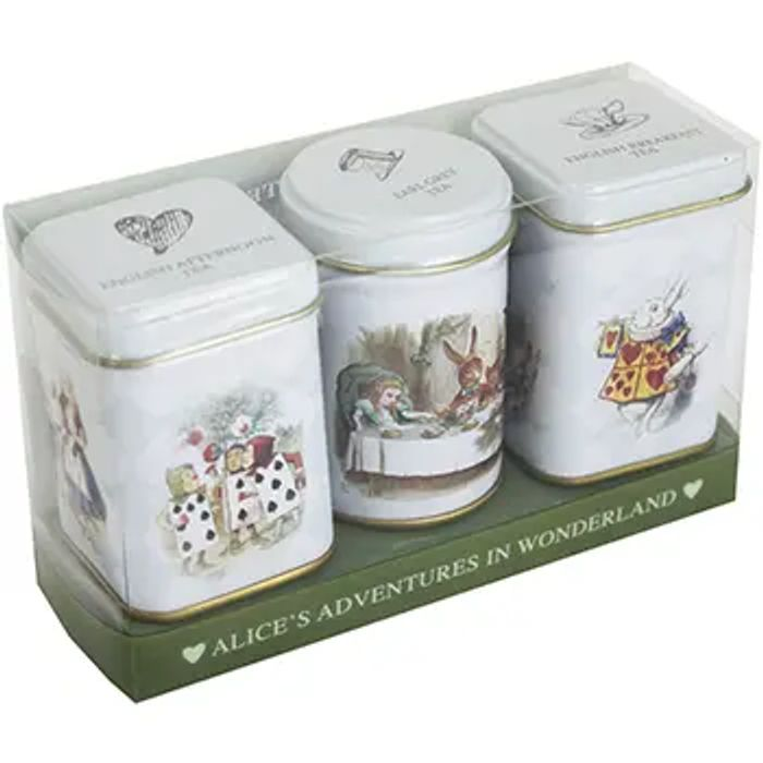 Alice's Adventures in Wonderland Tea Selection