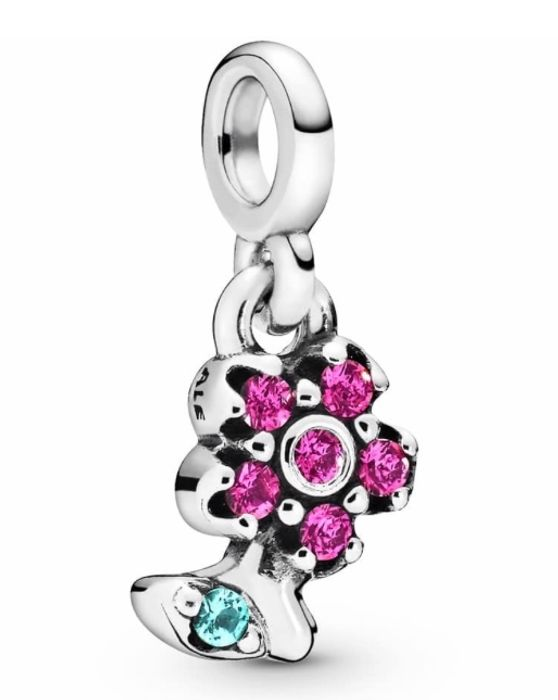 Pandora Me Bundle Mix and Match 4 Earnings and Charms - Save £15!