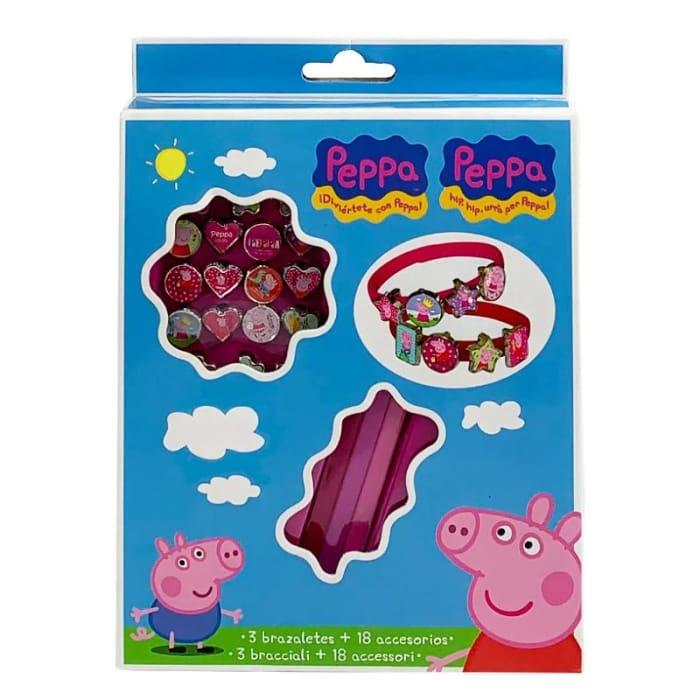 Peppa Pig Charm Bracelet