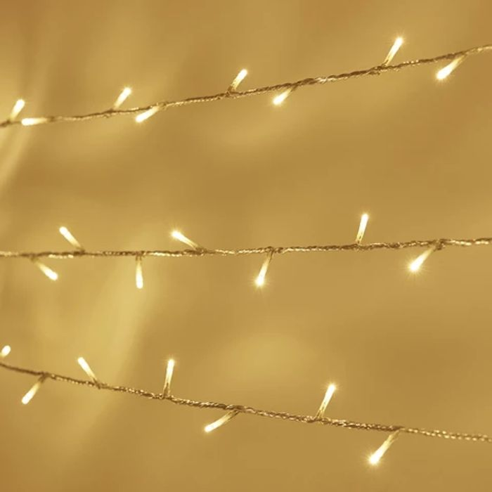 20% off All Connectable String Lights at Lights4fun