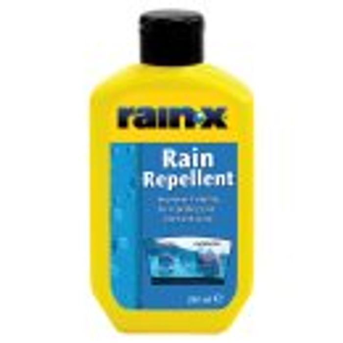 Rain-X Rain Repellent / Rain-X Anti-Fog