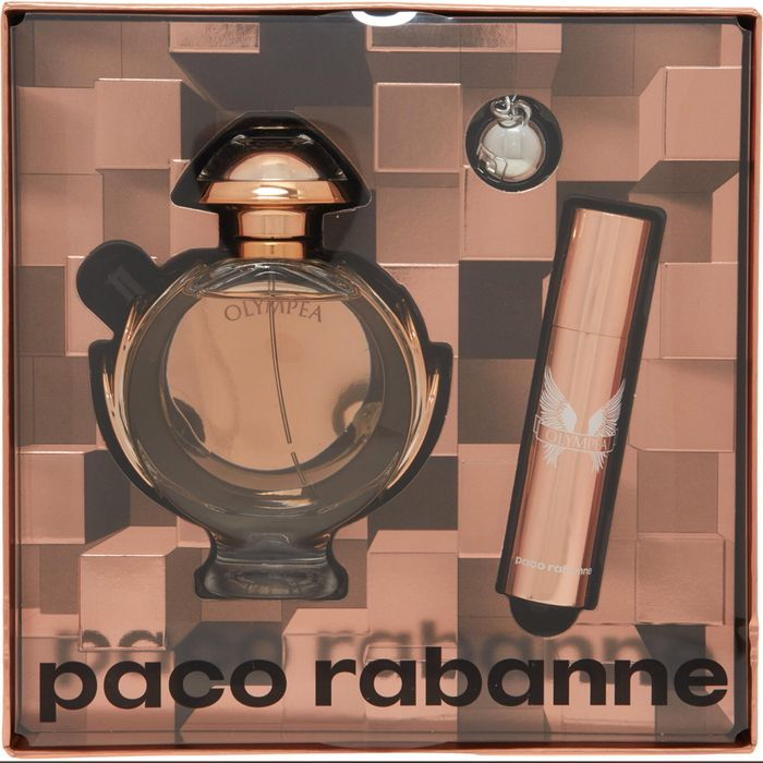 PACO RABANNE Olympea EDP & Key Ring Gift Set