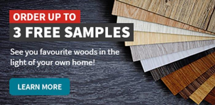 Free Wooden Laminate Flooring Samples.
