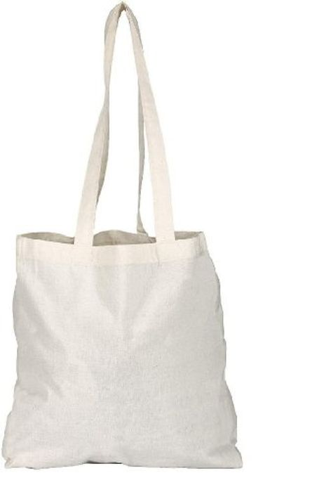 Natural Cotton Tote Shopper Bag
