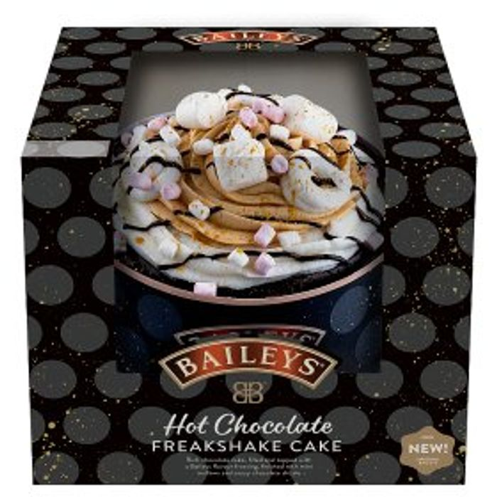 Cheap Baileys Freakshake Celebration Cake Only £13
