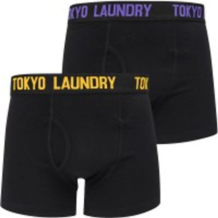 10 Pairs of Tokyo Laundry Boxer Shorts - £30 Delivered