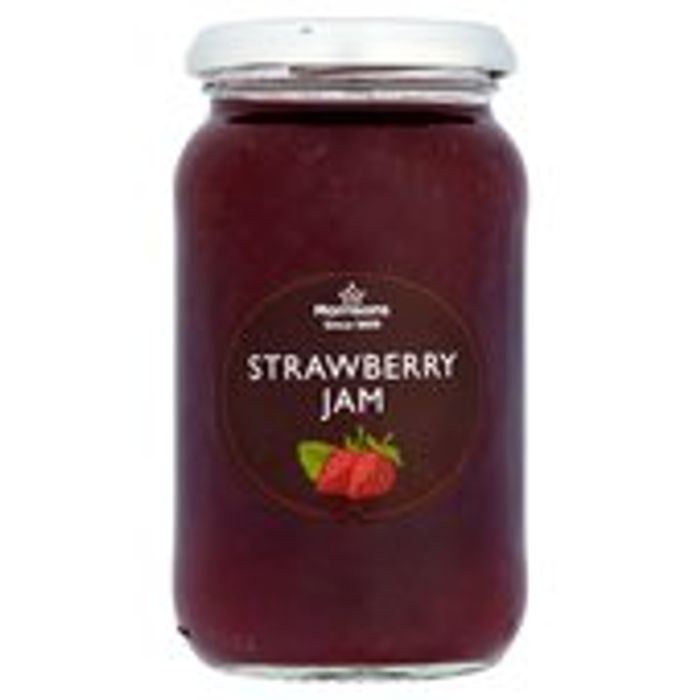 Morrisons Strawberry Jam 454g