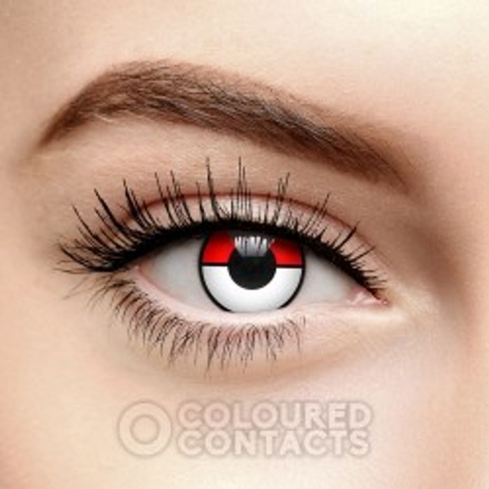 Halloween Contact Lenses Reduced to £2 and 3 for 2 (11 Designs)