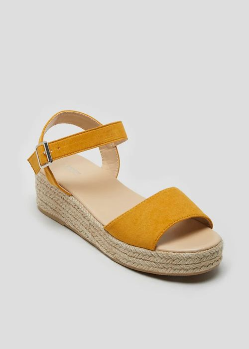 Espadrille Wedges at Matalan with 50% Discount - Great buy!