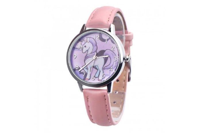 Unicorn Themed Wrist Watch - 5 Colours!