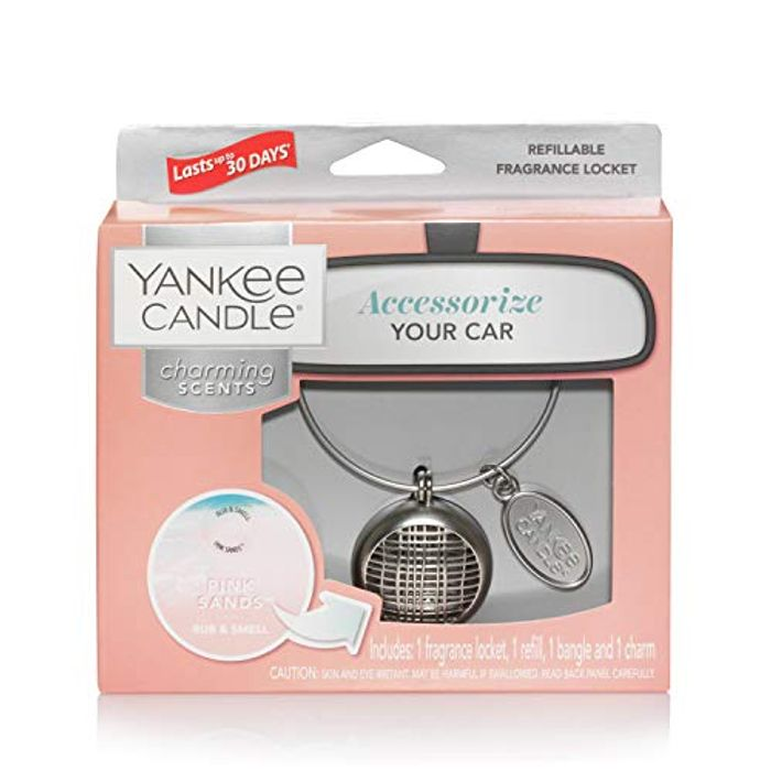 Yankee Candle Charming Scents Starter Kit, Jewellery for Your Car!! 45% Off!