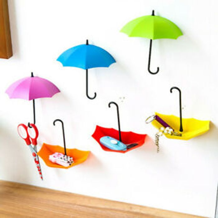 Best Price 3/6 Umbrella Wall Mount Key Holder at Ebay