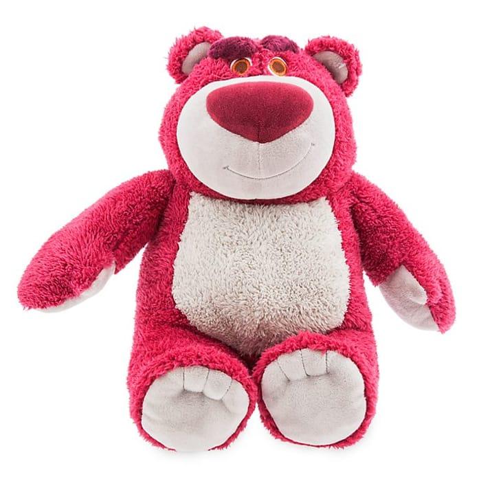 Disney Medium Soft Toys- Almost HALF PRICE - Were £22 Now £12.50 Inc Lotso