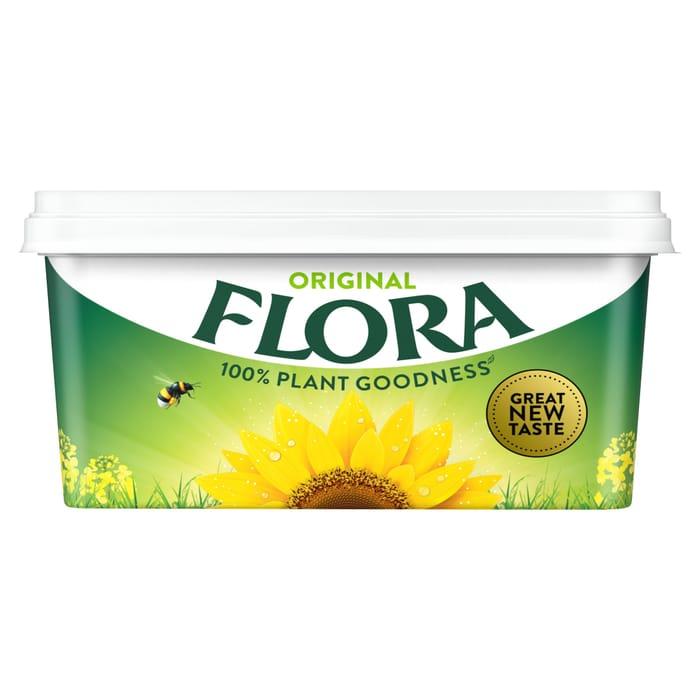 Flora Original Spread 500G - HALF PRICE!