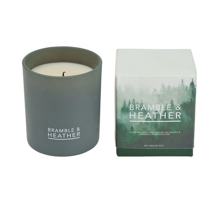 Argos Home Highlands Boxed Candle - Save £1.25!