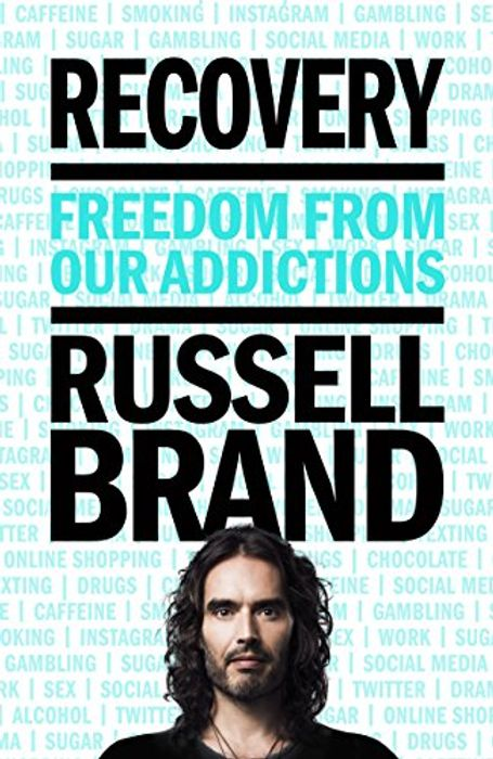 Best Ever Price! Russell Brand - Recovery: Freedom from Our Addictions Hardcover