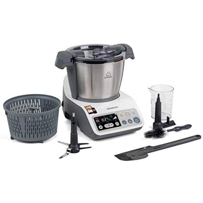 Kenwood CCC200WH CCC200 kCook Cooking Food Processor with £282.5 Discount!
