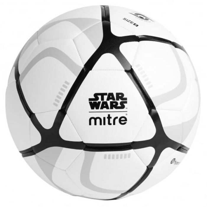 Various Star Wars Mitre Footballs