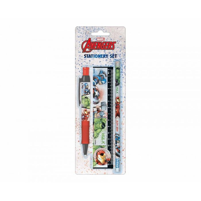 Marvel Avengers Stationery Set